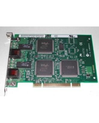 Dell 09213P Dual Port Ethernet Network Card  Manufacturer: DELL