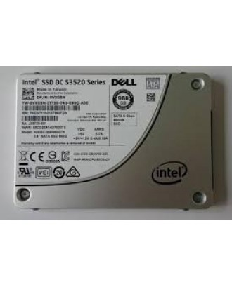 Dell 960GB SSDSC2BB960G7R 2.5