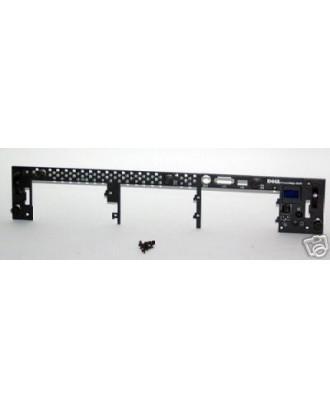 Dell Poweredge 2650 Front Black Bezel Power Button