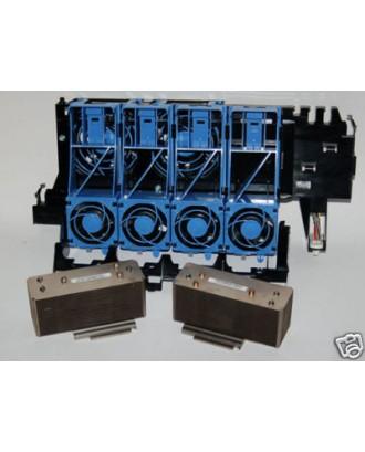 Dell Poweredge 2800 Fan Kit Case Heatsink TD634 G4071