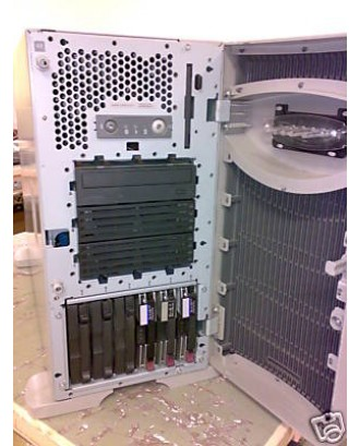 HP ML370 G4 Front Bezel for Tower PN: