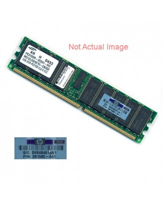 HP ProLiant DL360 Base 128MB 133MHz ECC SDRAM buffered DIMM 1642