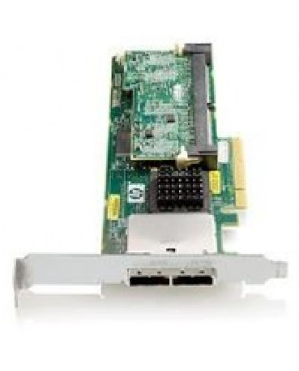 HP Smart Array P411 PCIe x8 SAS Raid Controller With 1G FBWC 572