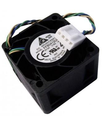 IBM 0T705N 0N229R FFB0412UHN X3250 M3 4 PIN BRUSHLESS FAN 12V 0.