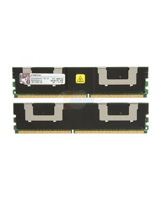 Kingston KTD-WS667/8G  8GB DDR2-667 Kit - 2x 4GB DDR2 PC 5300 (6