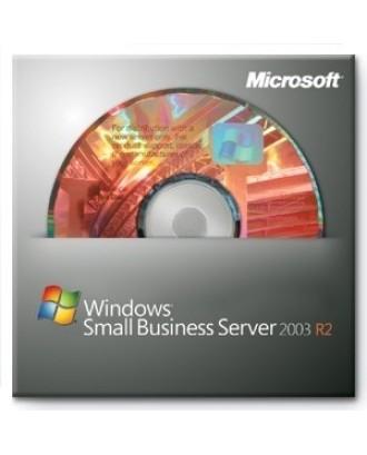 MICROSOFT WINDOWS SMALL BUSINESS SERVER 2003 R2 STD 5 Cals OEM 4