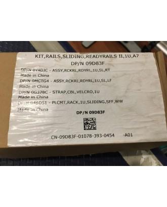 NEW Dell 09D83F R620 R420 R630 Sliding Rail Kit