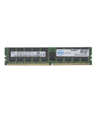 New Dell 1R8CR DUAL IN-LINE MEMORY MODULE, 16GB, 2133, 2RX4, 4G,