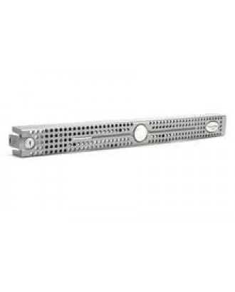 Poweredge 1850 Faceplate Bezel 1U X2124 & Keys